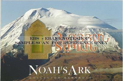 Picture of Armenia,BNP 301,500 Dram,2017,Comm,folder