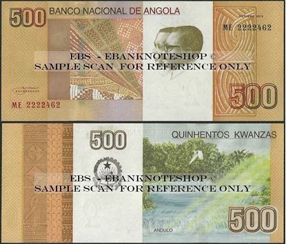 Picture of Angola,P155, B546,500 Kwanzas,2012
