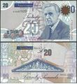 Picture of Northern Ireland,P211,B439b,20 Pounds,2011,Northern