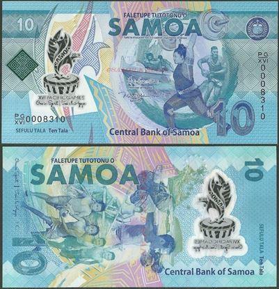 Picture of Samoa,B121,10 Tala,2019,Comm