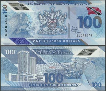 Picture of Trinidad & Tobago,B241,100 Dollars,2019