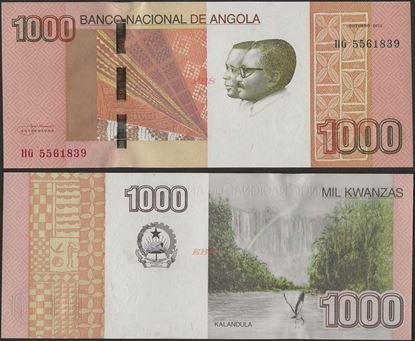 Picture of Angola,P156, B547,1000 Kwanzas,2012